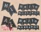 Editable - Chalkboard Bunting Flags Chalkboard Back to School wall decor