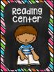 Chalkboard Center Signs