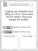 Editable Character & Setting Activity {Read, Highlight, Draw}