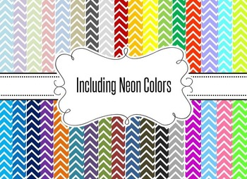 Editable Chevron Backgrounds