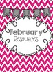 Editable Chevron Binder Covers and Spines