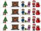 Editable Christmas Game Board Templates