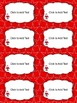 Editable Christmas Labels and  Gift Tags (4 sizes and 6 different designs)