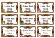 Editable Christmas Labels & Name Tags