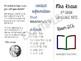 Editable Class Brochure Template: Back to School Night, Class Information, etc.