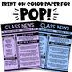 Newsletter Templates Editable (40+ Editable Class Newsletter Templates)