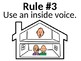 Editable Class Rules (Classroom Behavior Plan)