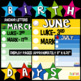 Polka Dot Birthday- Editable
