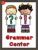 Editable Classroom Center Signs:  Back to School Center Signs