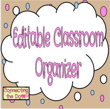 Teaching Forms-Editable
