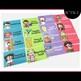 Editable Classroom Job Cards {Bright Theme}
