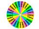 Editable Classroom Job Wheel