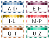 Editable Classroom Labels for Organization - Book Box / Cl