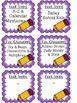 Editable Classroom Library Labels - Target Dollar Spot Adh
