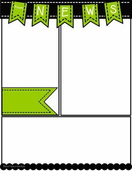 original-1417811-3  Grade Newsletter Template on free editable preschool, october preschool, fun company, adobe indesign, free office,