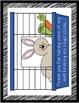Editable Classroom Pet Packet ~ Rabbit with Scribble Black Border