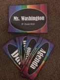 Editable Classroom Signs-Rainbow