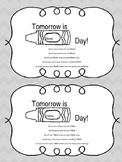 Editable Color Day Notes