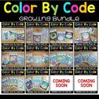 Editable Color by Code Bundle