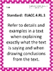 Editable Common Core & EQ Posters for Fourth Grade