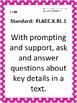 Editable Common Core & EQ posters for Kindergarten