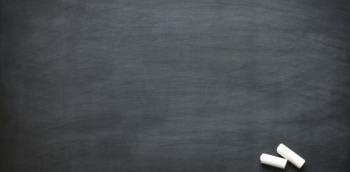 Editable Communication Log Label Chalkboard Design