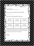 Editable Conference Rescheduling Form