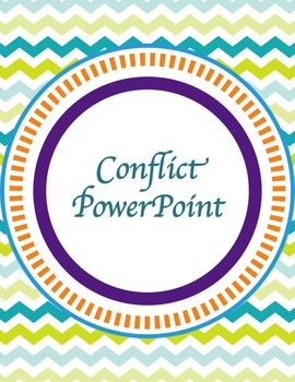 Editable Conflict PowerPoint