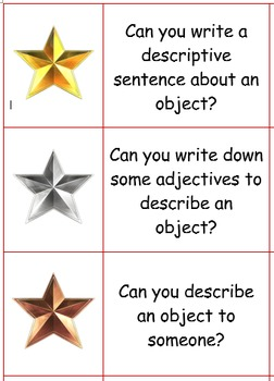 Editable Continuous Provision Challenge Cards