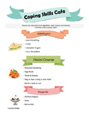 Coping Skills Cafe editable