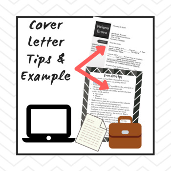 Editable Cover Letter Templates
