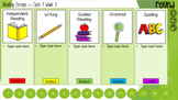 Editable Daily 5/ Literacy group/ Reading group rotations