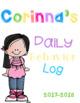Editable Daily Behavior Log