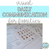 Editable Daily Parent Communication