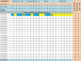 Editable Data Analysis Grid - Any Assessment