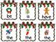 Editable December Write the Room