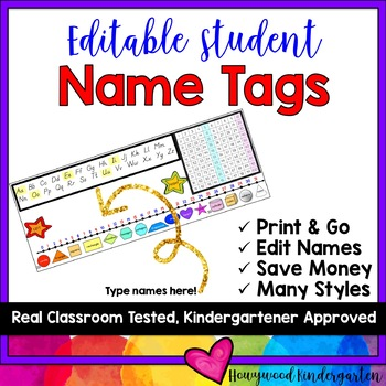 classroom name plates teaching resources teachers pay teachers