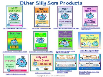 Editable NAME TAGS Desk Toppers BEARS Bookmarks and Posters