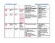 Editable Detail Teacher Assistant Schedule Pre-K ESE Classroom