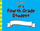 Editable Diary of a Student PowerPoint