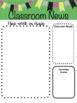Editable Digital Classroom Newsletters -Cherry Limeade Theme