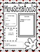 Editable Disney Back to School Teacher Letter and Forms