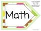 Editable Donut Classroom Decor - Name Plates, Locker Tags