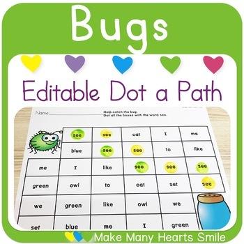 Editable Dot a Path: Bugs