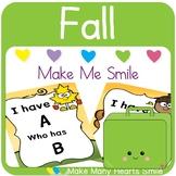 Editable Make Me Smile Kit: Fall 2
