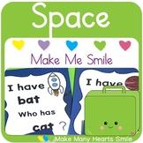 Editable Make Me Smile Kit: Space