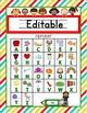 ETK/ TK Homework Folder by Kinder League *Editable