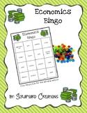 Editable Economics Bingo