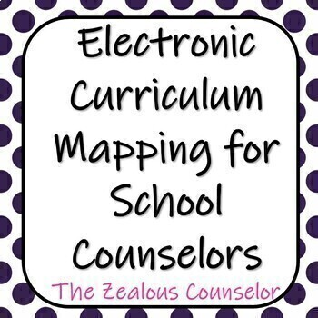 Editable Electronic Curriculum Mapping