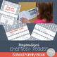 Editable Emergent Reader: My School Family